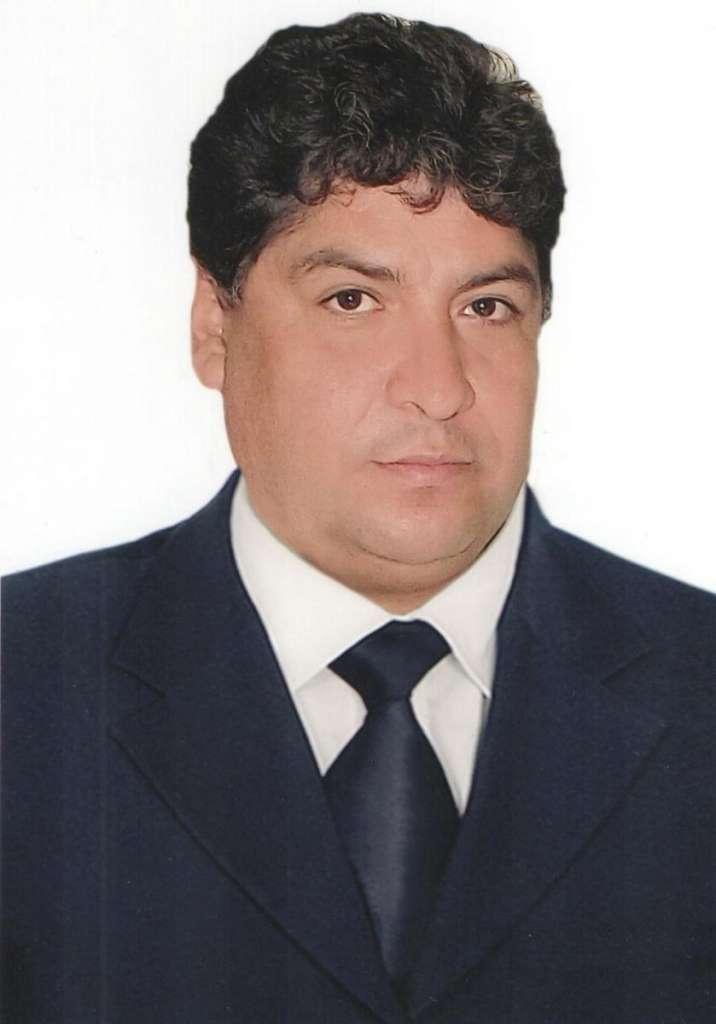 Mgr. Otoniel Silva Delgado