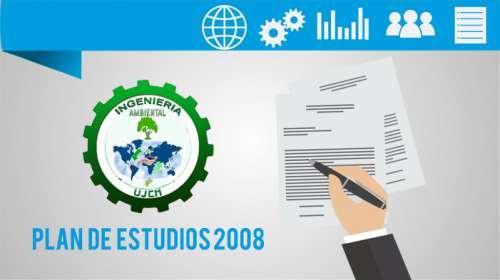 Plan de Estudios 2008 Ingeniería Ambiental
