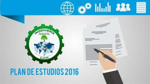 Plan de Estudios 2016 Ingeniería Ambiental
