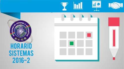 Horario Sistemas 2016-2